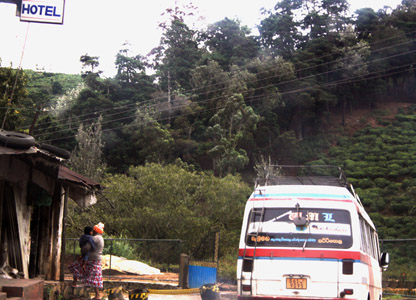 1 albergomodestoper cingalesi  vicino alla fermata del bus