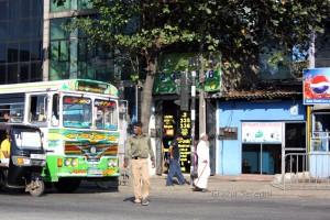 Sry Lanka in strada1