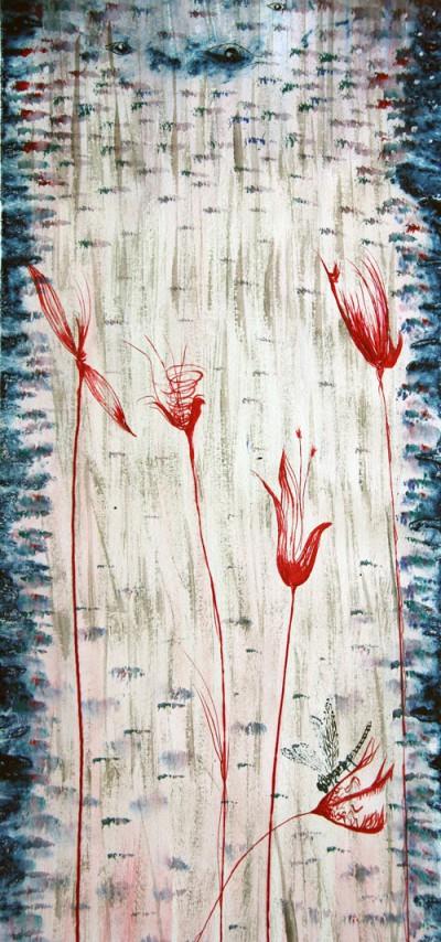 fiori verticale particolare con libellula ok