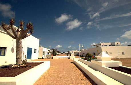 Isola La Graciosa; Caleta de Sebo.