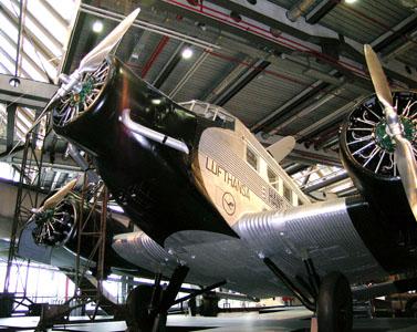 aereo luthansa vecchi museo berl