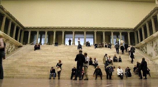 Berlino, altare di Pergamo.