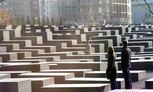 Berlino, cimitero ebraico.
