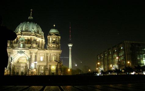 Berlino, Duomo.