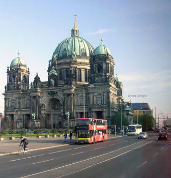 Berlino, il Duomo.