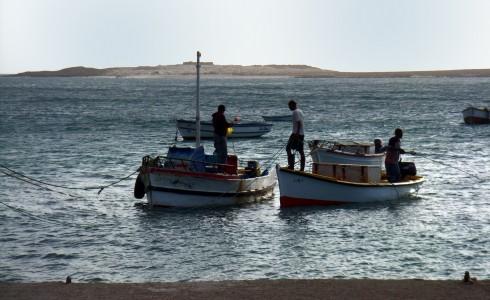 Boa Vista porto San Rey