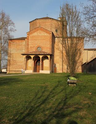 Lodi provincia S.ta Maria Bressanovo vicino a Castelleone