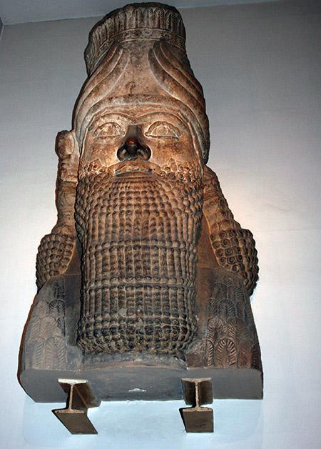 Londra, BM, civiltà assiria.