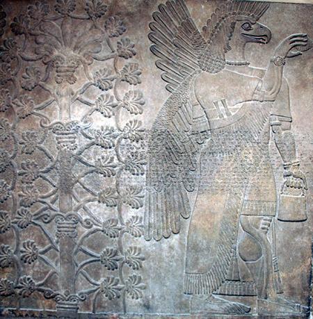 Londra, BM, civiltà assiro babilonese.