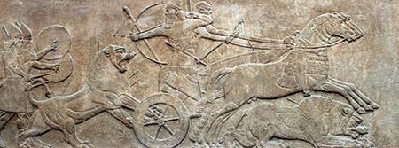 Londra, BM, civiltà assiro-babilonese.