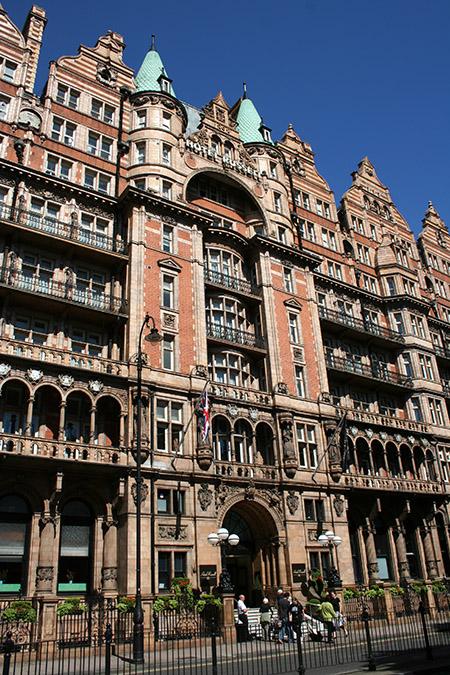 Londra, albergo storico.