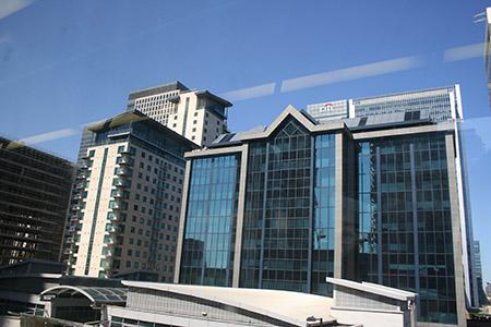 Londra, nuovi quartieri a sud della City.