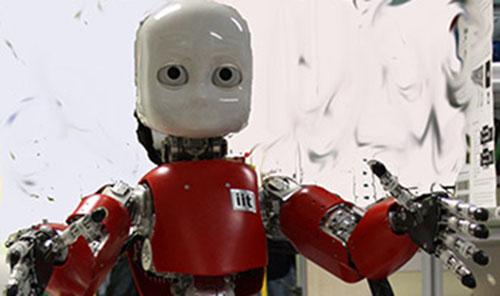 SCIENZE 500 ROBOT GE ROSSO