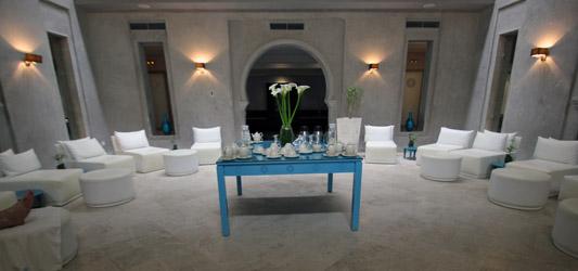 Tunisia spa relax