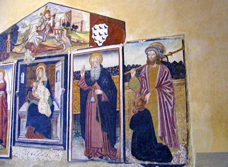 Sacra di San Michele.