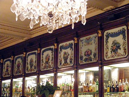 Bar storico, Baratti & Milano.
