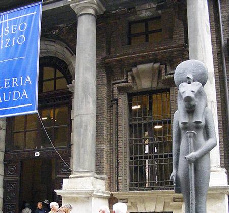 Museo Egizio.