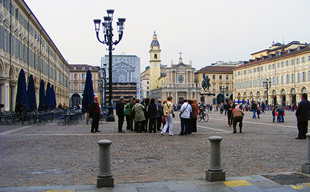 TO PIAZZA S