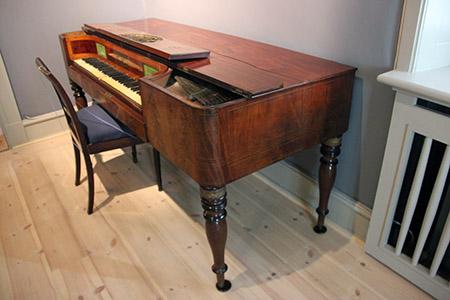 NORVEGIA BERGEN MUSEO PIANOF