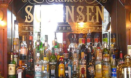 Norvegia Crist antico pub bar