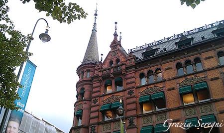 Norvegia Oslo Palazzo 1