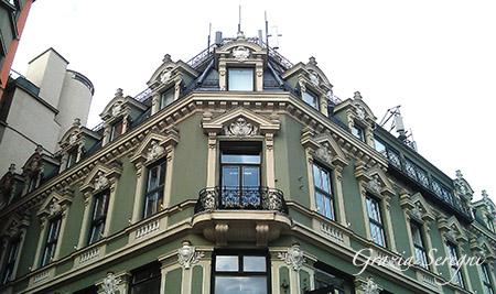 Norvegia Oslo Palazzo 2a