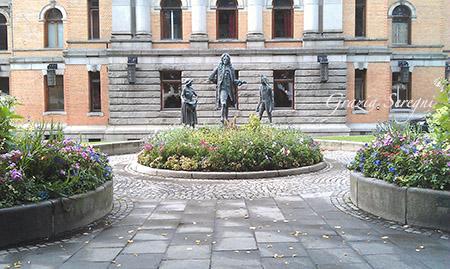 Norvegia Oslo Teatro Nazionale