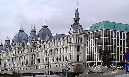 Norvegia Oslo palazzo museo