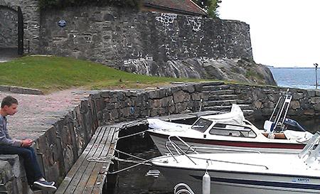 Norvegia Pric barche pers