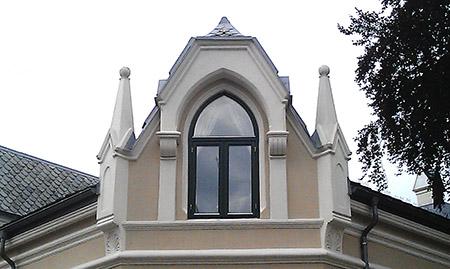 Norvegia Princ architettura