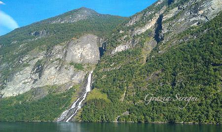 Norvegia cascata dalla nave 11