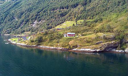 Norvegia paesaggio kl