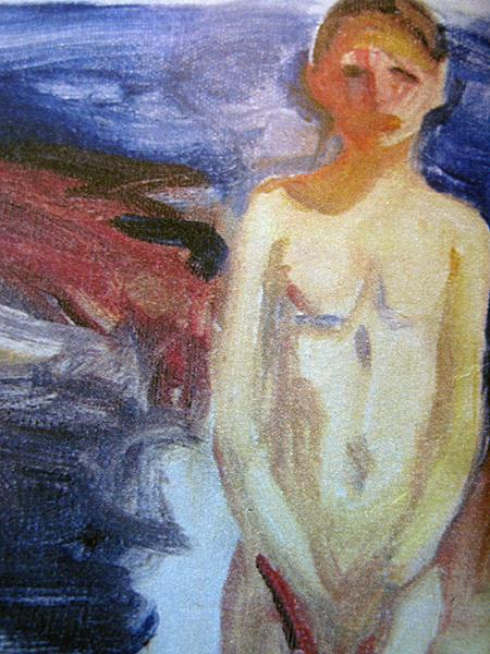 E.Munch; Bathing boys (1904-05) particolare IMG_0078
