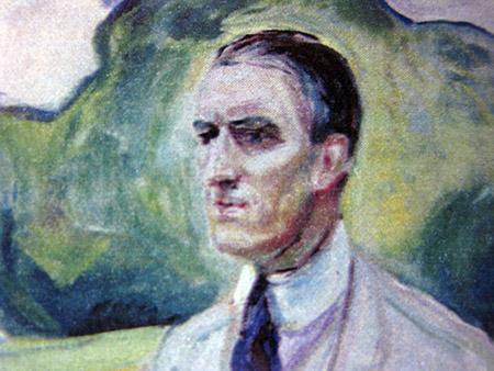 E.Munch; Hyeronimus Heyerdahl (1917) particolare.IMG_0080