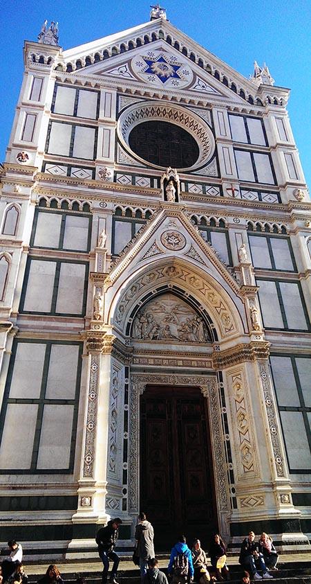 FIRENZE 450 Santa Croce 1096