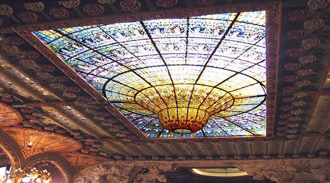 barcellona Palau_de_la_Musica_Catalana_-_interior_2