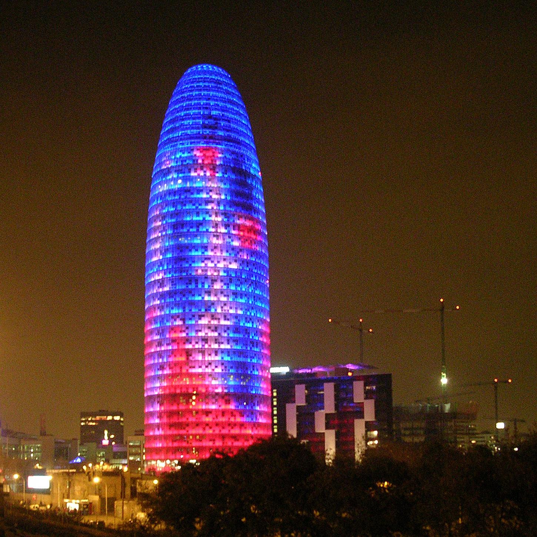 barcellona Torre_Agbar