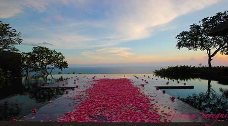 Bali Bulgari 450 varie ok tramonto fiori ok ok