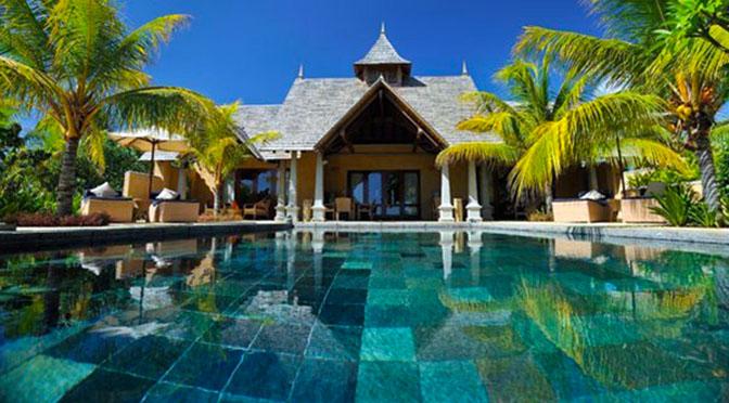 Lusso gli alberghi e le ville piu belli del mondo for Belle case con piscine