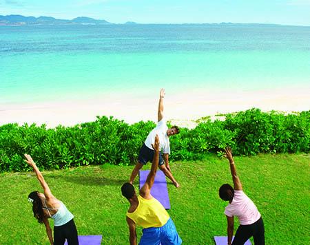 yoga anguilla spa sport
