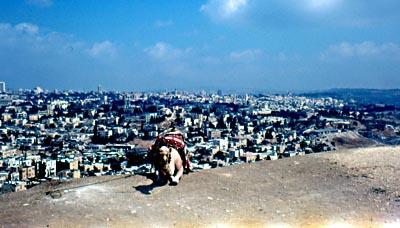 israele 400 gerusalemme panorama