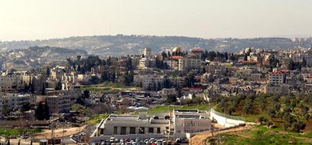 israele 450 nj geusalemme panorama