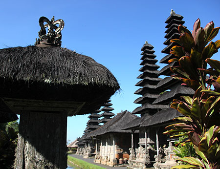 Bali Megawi Pura Taman Ayun cx