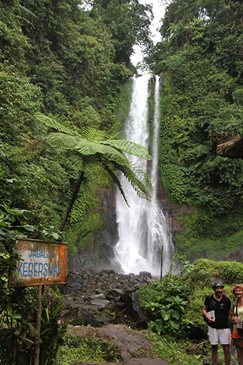 Bali Singaraja Gitgit cascata n