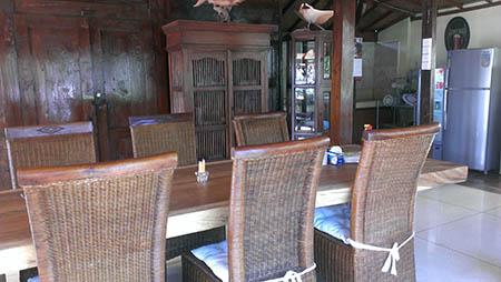 Bali resort wayan sala da pranzo