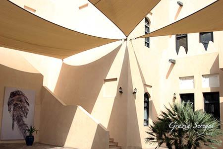 Qatar centro culturale coprtura