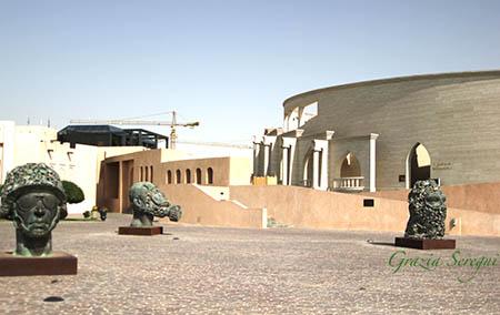 Qatar centro culturale ok parole  teste