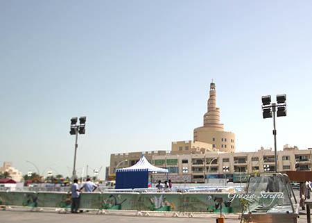 Qatar centro o moschea n
