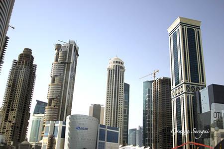 Qatar grattacieli 2