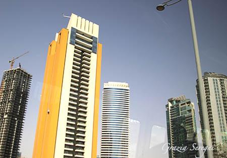 Qatar grattacieli 3d